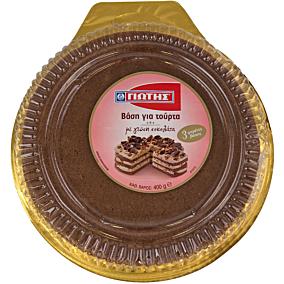 Μείγμα ΓΙΩΤΗΣ τούρτα σοκολάτα (400g)