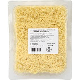 Τυρί ΣΚΛΑΒΕΝΙΤΗΣ edam τριμμένο Ολλανδίας (300g)