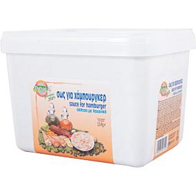 Σως ΠΑΛΤΣΙΔΗ για χάμπουργκερ (2,5kg)