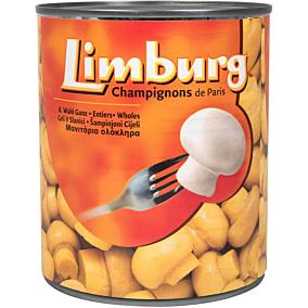 Κονσέρβα LIMBURG μανιτάρια ολόκληρα (800g)