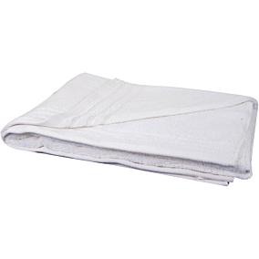 Πετσέτα RESORT LINE σώματος 100% βαμβακερή λευκή 100x160cm