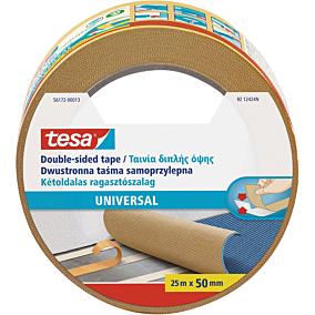 Ταινία TESA διπλής όψης 50m x 25mm