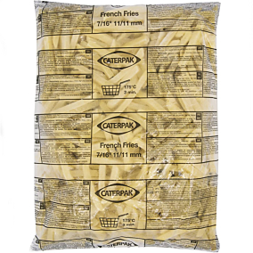 Πατάτες CATERPAK κατεψυγμένες 11x11 (2,5kg)