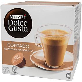 Καφές NESCAFÉ dolce gusto cortado σε κάψουλες (16x101g)