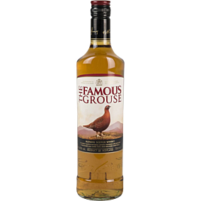 Ουίσκι THE FAMOUS GROUSE (12x700ml)