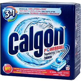Αποσκληρυντικό νερού CALGON 2 σε 1, σε ταμπλέτες (15τεμ.)