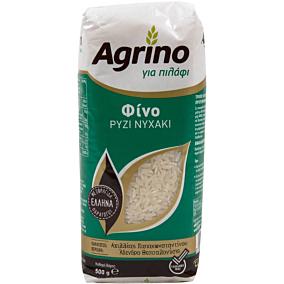 Ρύζι AGRINO φίνο νυχάκι (500g)