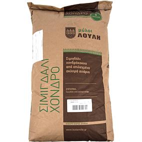 Σιμιγδάλι ΜΥΛΟΙ ΑΓΙΟΥ ΓΕΩΡΓΙΟΥ σκληρού σιταριού χονδρό (25kg)