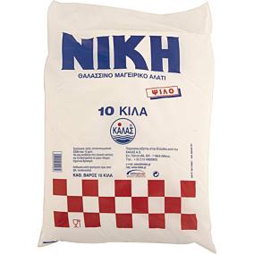 Αλάτι ψιλό ΝΙΚΗ (10kg)
