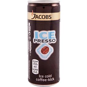 Ρόφημα καφέ JACOBS ICE PRESSO (250ml)