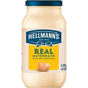 Μαγιονέζα HELLMANN'S real (450ml)