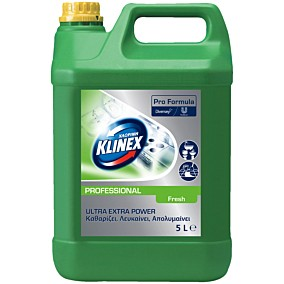Χλωρίνη KLINEX professional Ultra fresh (5lt)