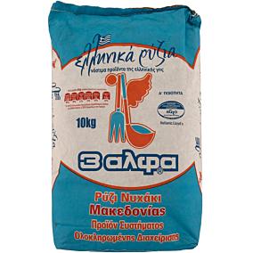 Ρύζι 3 ΑΛΦΑ νυχάκι Μακεδονίας (10kg)