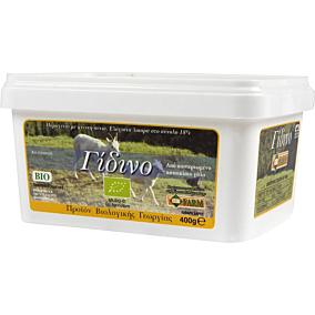 Λευκό τυρί ΒΙΟΦΑΡΜ κατσικίσιο βιολογικό (400g)