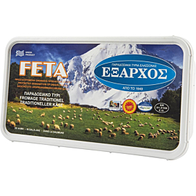Τυρί ΕΞΑΡΧΟΣ φέτα (~2kg)