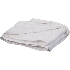 Πετσέτα RESORT LINE χεριών 100% βαμβακερή λευκή 30x50cm