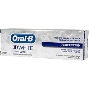 Οδοντόκρεμα ORAL B 3d w lux perfection (75ml)