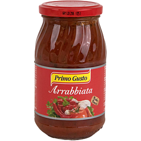 Σάλτσα PRIMO GUSTO arrabbiata (420g)