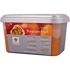 Πουρές φρούτα του πάθους 90% RAVIFRUIT (πούλπα) κατεψυγμένος (1kg)