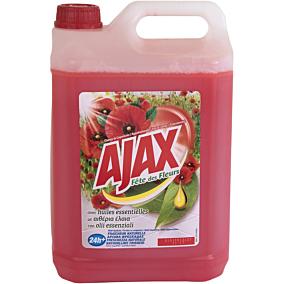 Καθαριστικό AJAX red για το πάτωμα, υγρό (5lt)