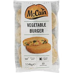 Μπιφτέκι λαχανικών MCCAIN κατεψυγμένο (1,14kg)