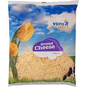Τυρί VEPO ημίσκληρο 45% λιπαρά τριμμένο (1kg)
