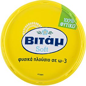 Μαργαρίνη ΒΙΤΑΜ soft 60% λιπαρά (500g)