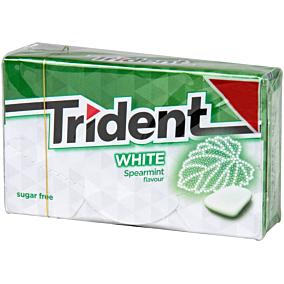 Τσίχλες TRIDENT White δυόσμος (16τεμ.)