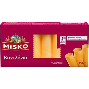 Πάστα ζυμαρικών MISKO κανελόνια (250g)