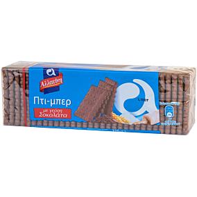 Μπισκότα ΑΛΛΑΤΙΝΗ ΠΤΙ ΜΠΕΡ με σοκολάτα (225g)