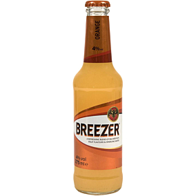 Ρούμι BACARDI Breezer Orange (24x275ml)