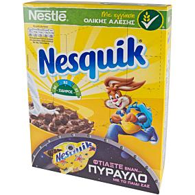 Δημητριακά NESQUIK σοκολάτα (375g)