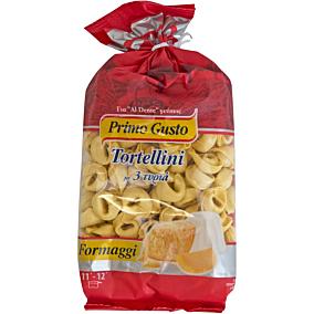 Πάστα ζυμαρικών PRIMO GUSTO τορτελίνι με τυρί (250g)