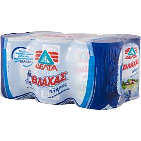 Γάλα ΒΛΑΧΑΣ πλήρες (6x388g)