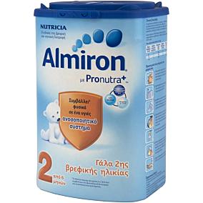 Γάλα σε σκόνη ALMIRON 2 για παιδιά 2ης βρεφικής ηλικίας (800g)