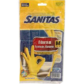 Γάντια SANITAS κουζίνας γενικής χρήσης, medium (1τεμ.)