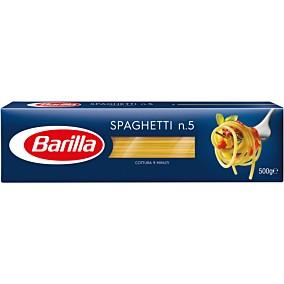Μακαρόνια BARILLA Νο.5 - τρυπητά Spaghetti (500g)