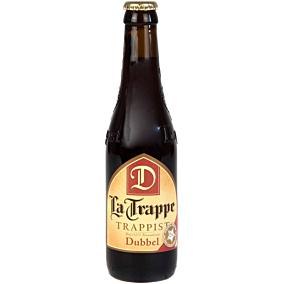 Μπύρα LA TRAPPE dubel (330ml)