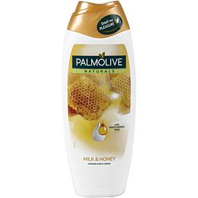 Αφρόλουτρο PALMOLIVE Unisex μέλι και γάλα (500ml)