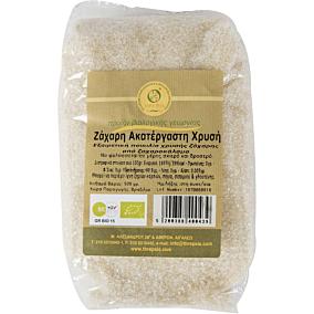 Ζάχαρη ΘΡΕΨΙΣ ακατέργαστη βιολογικό (bio) (500g)