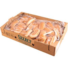 Ψωμί για hot dog SELECT κατεψυγμένο (48τεμ.)