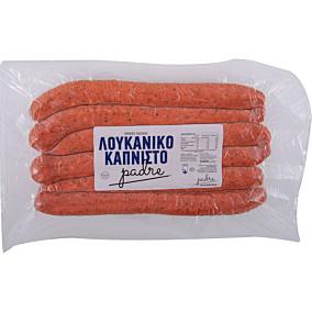 Λουκάνικο PADRE χωριάτικο καπνιστό (~1,5kg)