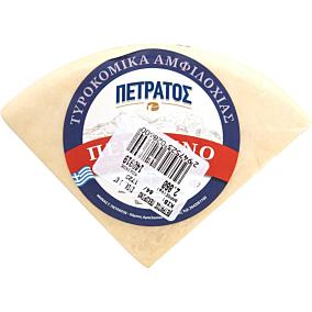 Τυρί ΠΕΤΡΑΤΟΣ πεκορίνο Αμφιλοχίας (~3kg)
