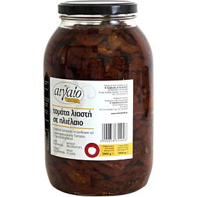 Λιαστή τομάτα ΑΙΓΑΙΟ σε ηλιέλαιο (3kg)