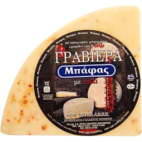 Τυρί ΜΠΑΦΑ γραβιέρα με τσίλι (~3kg)