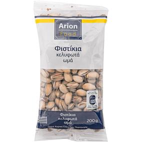 Φυστίκια ARION FOOD κελυφωτά, ωμά (200g)
