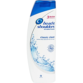Σαμπουάν HEAD & SHOULDERS classic clean (360ml)
