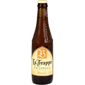 Μπύρα LA TRAPPE blond (330ml)