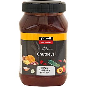 Σάλτσα PROVIL chutney, τριαντάφυλλο (1,1kg)