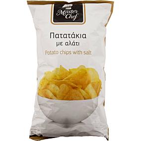 Πατατάκια MASTER CHEF αλάτι (250g)